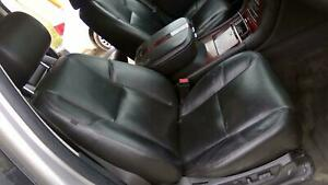 2010 2011 Cadillac Escalade Esv Passenger Rh Electric Black Leather Bucket Seat