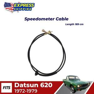 Speedometer Cable Line Wire Fit For 1972 1979 Datsun Nissan 620 Pickup Truck
