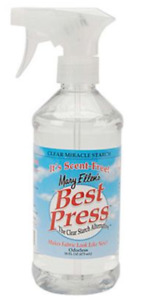 Mary Ellen #x27;s Best Press Spray Starch Scent Free 16.9 fl oz Quilting spray $9.95