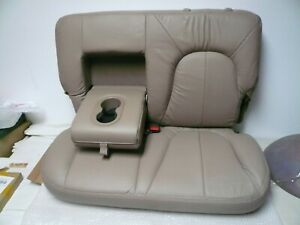 1998 Ford Expedition Eddie Bauer 2nd Row Double Seat With Armrest And Cup Holder