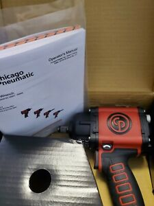 Chicago Pneumatic 7755 1 2 Dr Air Flex Mini Impact Wrench
