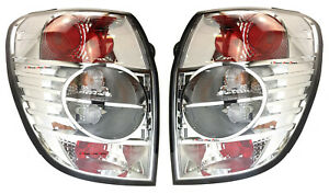 new Tail Light Rear Back Lamp For Holden Captiva 7 Cg Ii 2 2011 12 2013 Pair