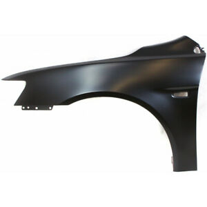 For Mitsubishi Lancer 2010 2011 Front Fender Driver Side Steel Primed
