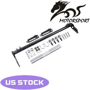 Traction Control Arm Tie Bar Kit For Honda Civic Integra B16 B18 B series 92 00