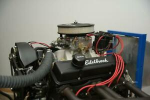 Chevrolet 350 Crate Engine With Prw Test Stand