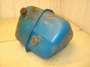 1976 Ford 3600 Tractor Gas Fuel Tank