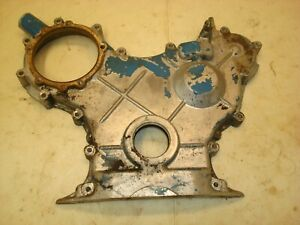 1976 Ford 3600 Tractor Front Engine Timing Cover