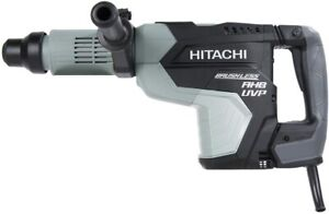 Hitachi Dh52mey Brushless Sds Max Rotary Hammer With User Vibration Protection