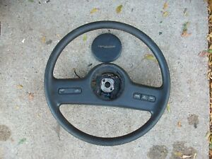 1985 Ford Thunderbird Steering Wheel