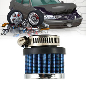 1pc 25mm Air Intake Crankcase Breather Filter Valve Cover Catch Tank Accessories