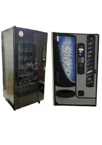 Ap Lcm2 Snack And Usi Cb700 Soda Vending Machines With Card Reader Free Sh