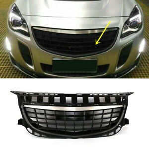 Abs Front Grille Grill Mesh For Buick Regal Gs Irmsche 2014 2016