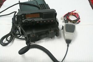 Kenwood Tk 790 h Vhf 148 174 Mhz 100w Remote Mount Mobile Radio With Accesories