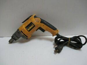 Dewalt Vsr Drywall Screwdriver 120v Dw274 Screw Gun Power Tool Works