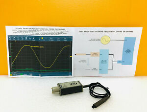Tektronix P6246 400 Mhz Bandwidth Differential Probe for Parts Repair