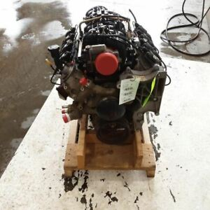 09 2009 Chevy Avalanche 1500 Engine Motor 5 3l Vin J 8th Digit Option Ly5