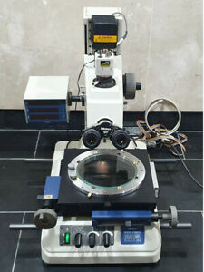 Mitutoyo Mf Measuring Microscope b1