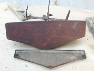 1935 1936 Ford Cowl Vent Assembly Original Coupe Sedan Woodie