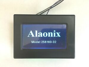 Alaonix 3 2 256x160 Smart Monochrome Lcd Display For Arduino Pic And Stm