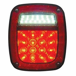United Pacific 38478 Led Universal Combination Tail Light W license Light