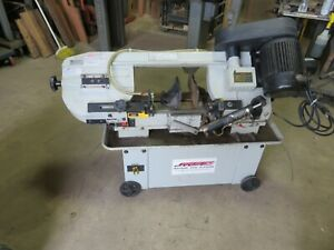 Band Saw Horizontal Msc 7x12 Vectrax Jet Band Saw Good Condition 115 Volt