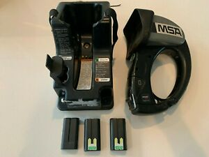 Used Msa Evolution 5600 Thermal Imaging Camera Tic System With Truck Charger