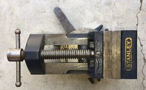 Stanley 992a Combination Drill Press Bench Vise
