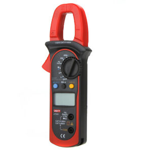 Digital Voltmeter Ammeter Multimeter Clamp Meter W data Hold Function I8h2