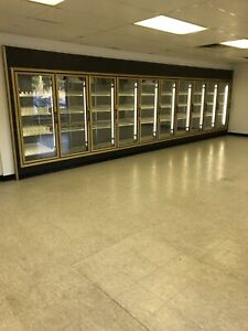 Used Walk In Cooler Freezer