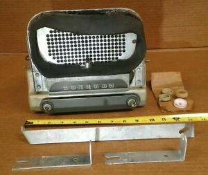Nos Gm 51 52 Chevrolet Passenger Car Radio Accessory Kit Not Complete But Nice