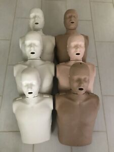 Prestan Adult Ultralite Cpr Manikin 6 pack Used