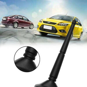5 5inch Carbon Fiber Car Radio Am Fm Antenna Mast For 2000 2019 Ford Focus