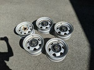 18 Jeep Wrangler Set 5 Oem Factory Wheels Rims