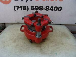 Ridgid 161 Pipe Threader 4 To 6 Inch Used With Rigid 300 535 1822