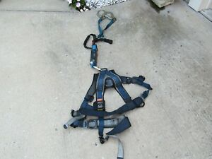 3m Dbi sala Construction Style Positioning Safety Harness Model 1188620 Small