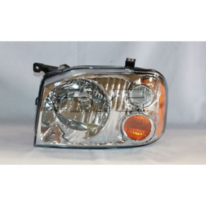 For Nissan Frontier Headlight 2001 2004 Driver Side Xe Model For Ni2502130
