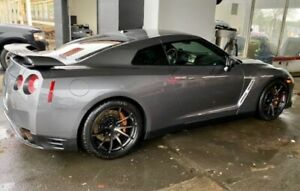Nissan Gt R Gtr R35 Volk Racing G25 20 Wheels With Michelin Tires