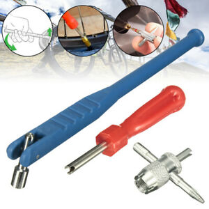 Car Truck Tyre Valve Stem Puller Base Quick Remover Tire Repair Installer Tool