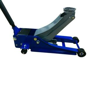 3 Ton Car Low Profile Steel Hydraulic Floor Jack Stand Lift Tool Us Stock