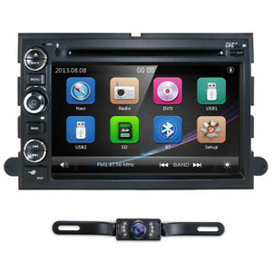 For Ford Expedition 2007 2014 In Dash Dvd Gps Navigation Radio Bluetooth Stereo