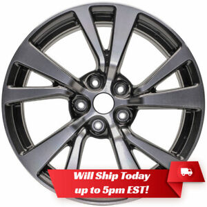 New Set Of 4 18 Premium Alloy Wheels Rims For 2016 2017 2018 2019 Nissan Maxima