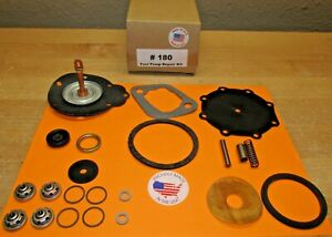 1949 1950 Plymouth P15 Deluxe Double Action Fuel Pump Kit For Today S Fuel Usa