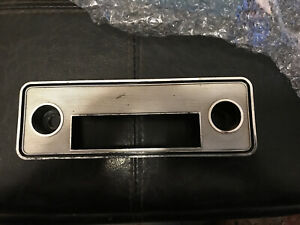 1969 Ford Mustang Galaxie Torino Fairlane 8 Track Tape Player Facia