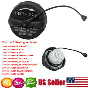 For Jeep Chrysler Dodge Fiat 52030377ab Fuel Tank Filler Gas Cap 99 19 Usps
