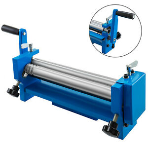 Metal Bead Roller 12 6 320mm Slip Roller Rotary Machine Sheet Metal Bender