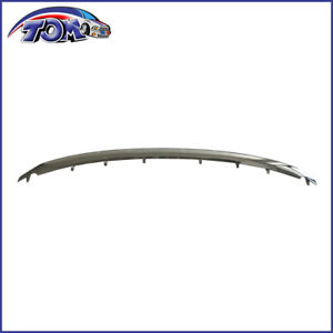 Grille Trim Grill Upper Chrome For Ford Explorer 2011 2015 Fo1217105 Bb5z8200aa