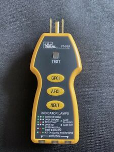 Genuine Ideal Sure Test Installation Tester 61 255 For Sale Online
