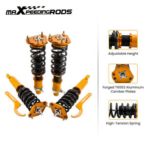 Coilover Suspensionkits For Honda Prelude 1992 2001 Adj Height Shock Absorbers