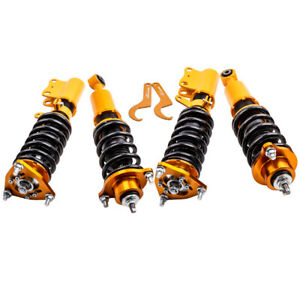 Coilovers Suspension Kit For Mitsubishi Lancer De Sedan 4 door 08 16 2 0l Shocks