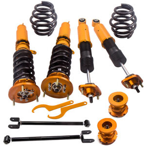 Coilovers Shock Kits Fit Honda Accord 2008 2012 Acura Tsx 09 14 Suspension